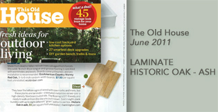 Mannington Flooring In the News Laminate Historic Oak Ash