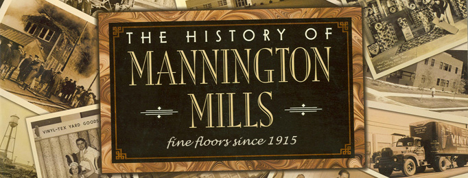The History of Mannington Mills