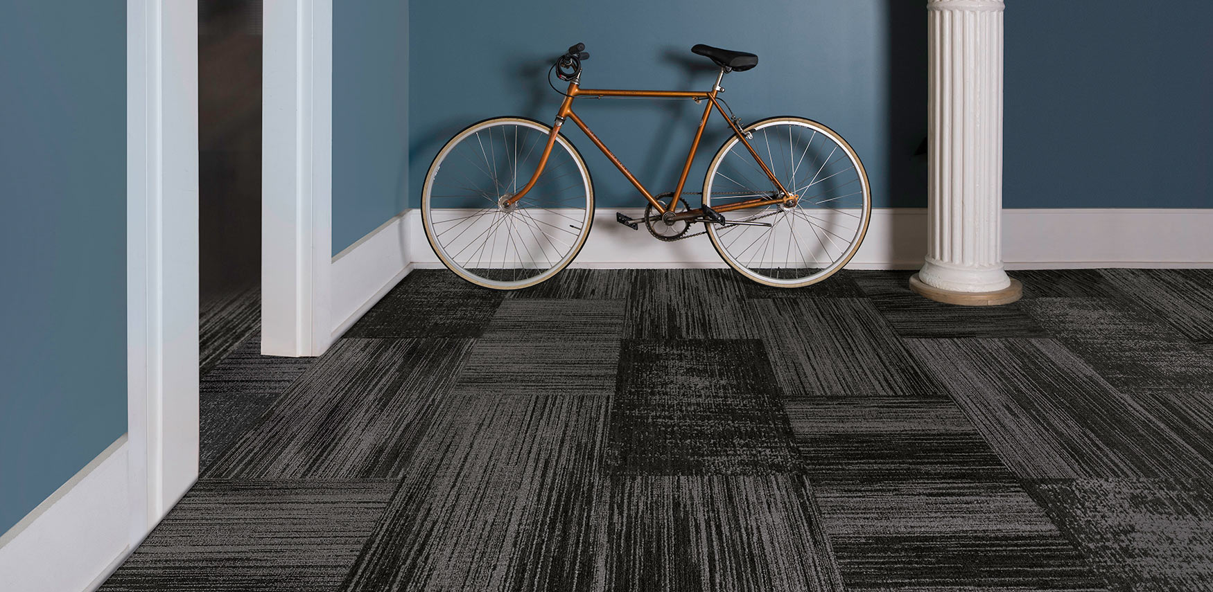 Mannington flooring resilient laminate hardwood for Commercial grade flooring options