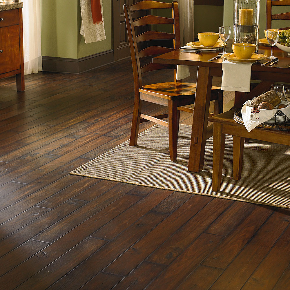 Mannington Adura Plank Floor Distinctive Ashford Walnut