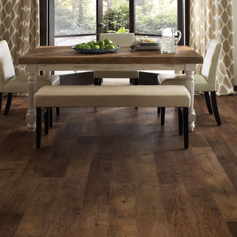 Vinyl Flooring Wood Reviews: New LVT Floors: What To Expect