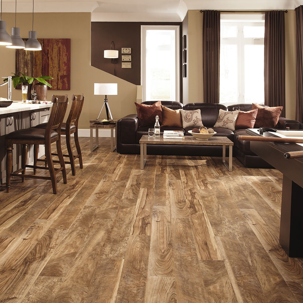 Luxury vinyl wood planks hardwood flooring for Luxury floor