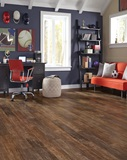 Mannington Flooring Adura Luxury Vinyl Plank Iron Hill Fireside
