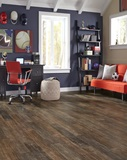 Mannington Flooring Adura Luxury Vinyl Plank Iron Hill Coal