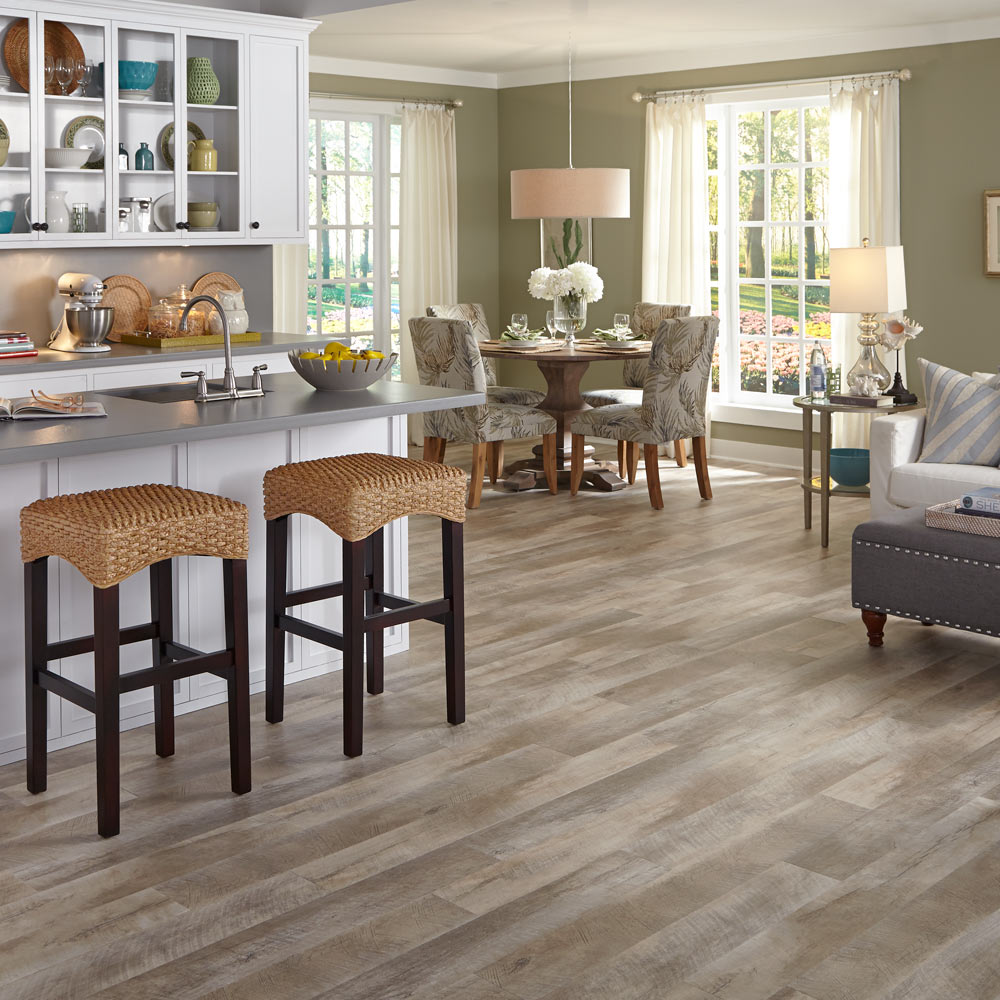 Adura Luxury Vinyl Plank Flooring Seaport Sand Piper ALP641