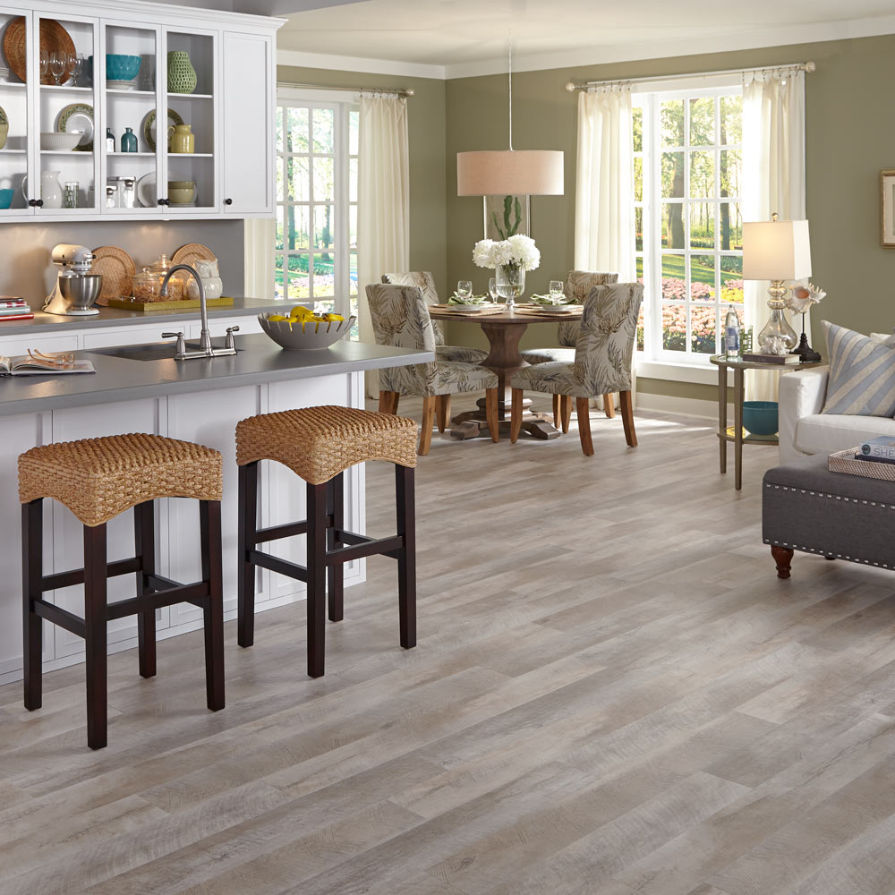 Luxury Vinyl Wide Plank For Home