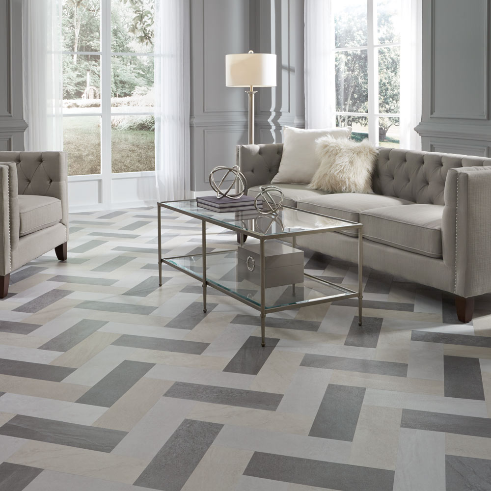 Porcelain tile flooring by mannington discover adura adura max resilient and luxury vinyl Porcelain tile flooring