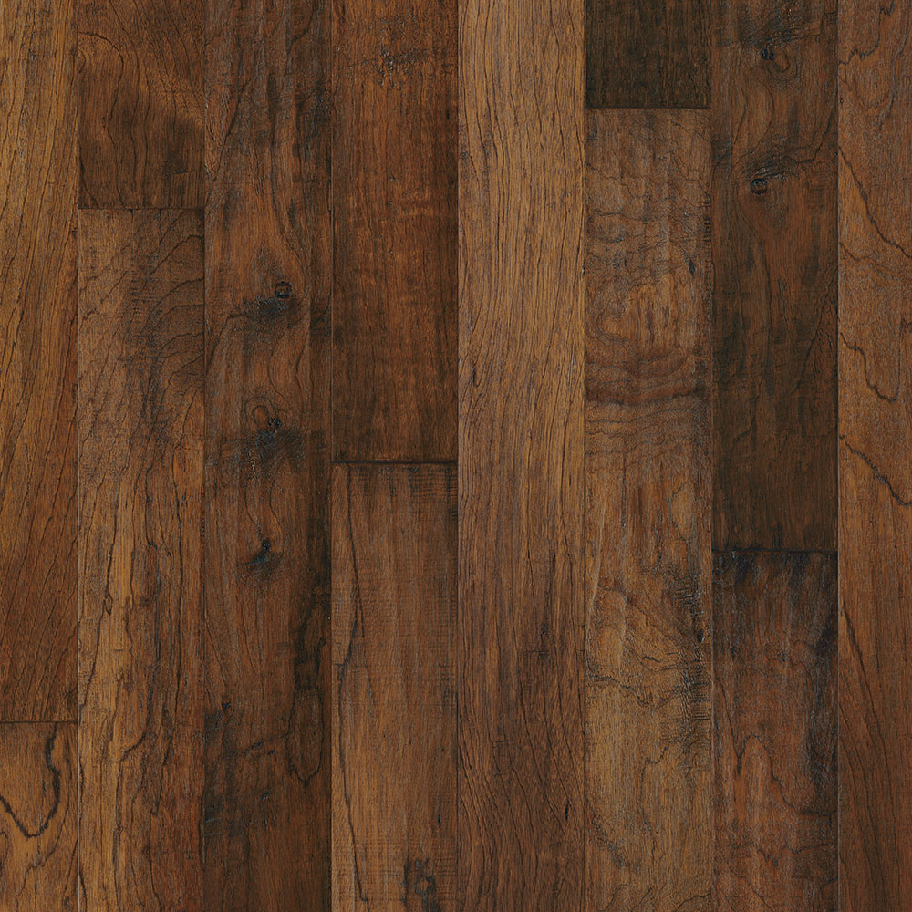 QUICK VIEW Hardwood FloorsMayan PecanClove - Wood Flooring - Engineered Hardwood Flooring - Mannington Floors