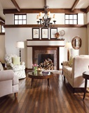 Mannington hardwood flooring Lexington Hickory Mustang