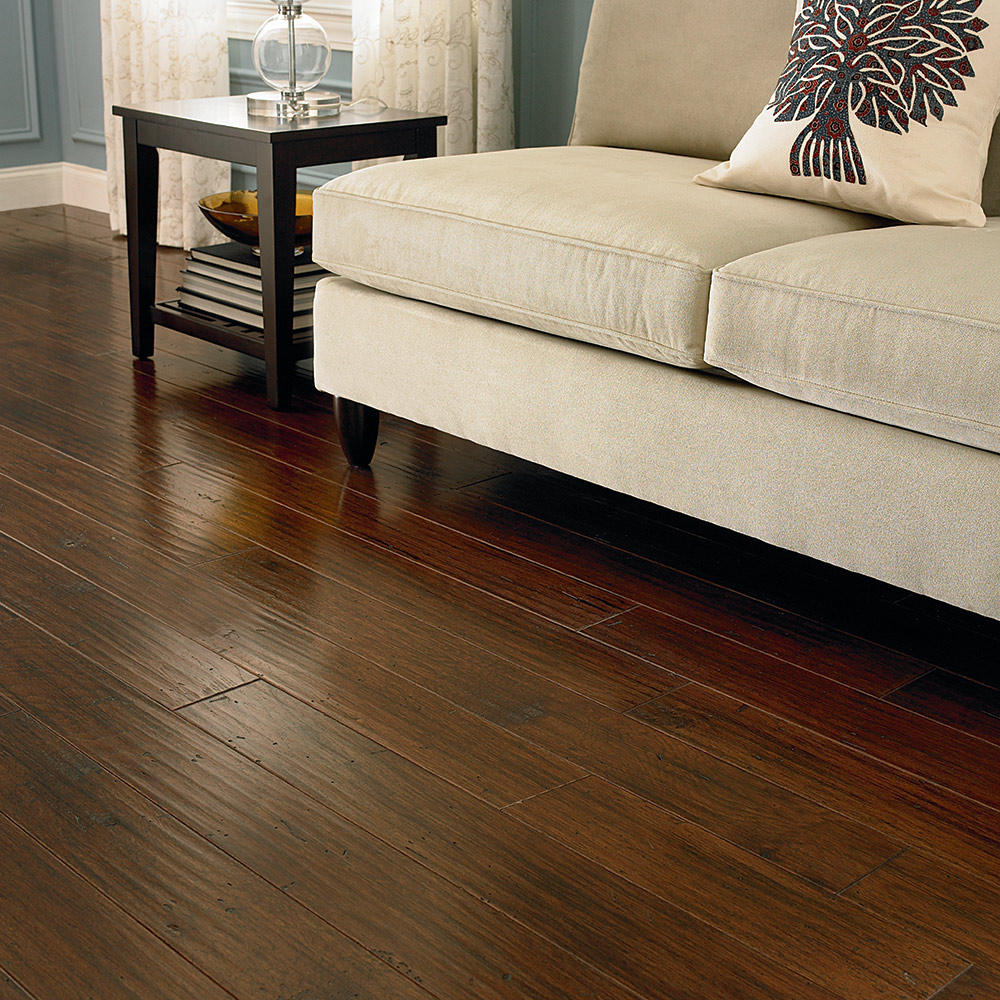 amendoim hickory triangulo engineered inch floors hardwood x exotic flooring