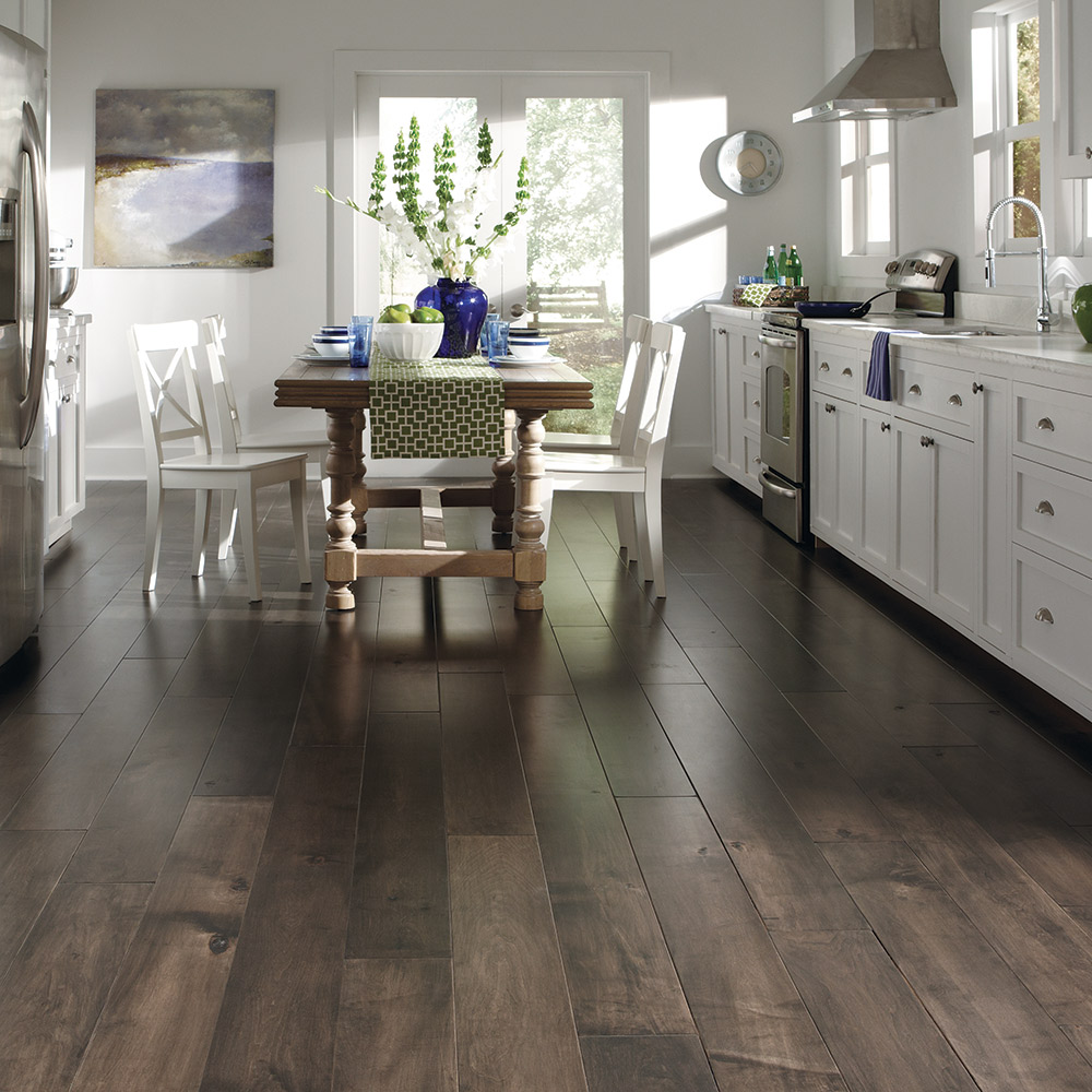 Mannington Hand Crafted Rustics Hardwood engineered wood flooring