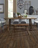 Mannington Engineered Hardwood Flooring Smokehouse Hickory Ember