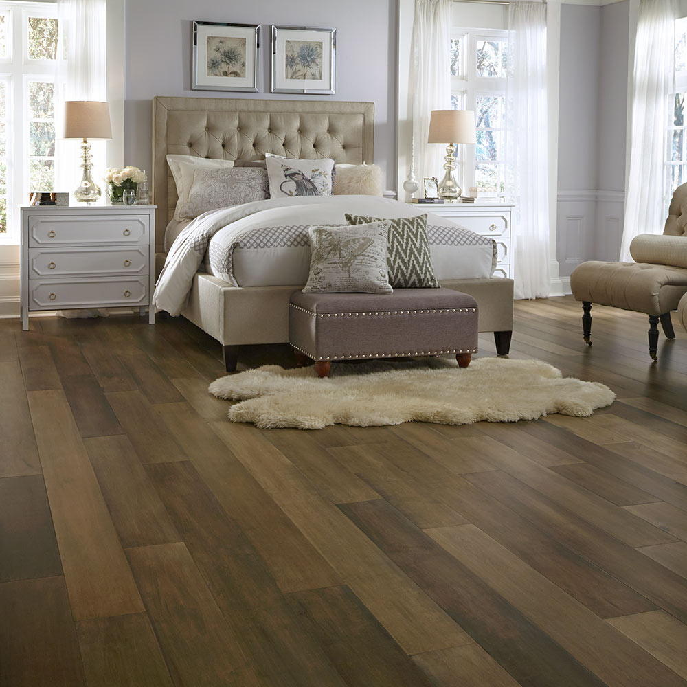 Mannington Laminate Flooring Installation Part - 23: Mannington Engineered Hardwood Flooring Smokehouse Maple Kindle