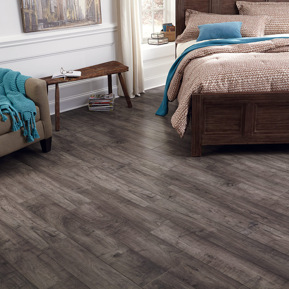 Mannington Laminate Flooring so you want to put down some of manningtons new elmhurt and chateau dusk restorations laminate Featured Product