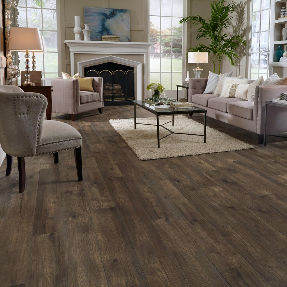 Home Flooring, Laminate Wood Plank