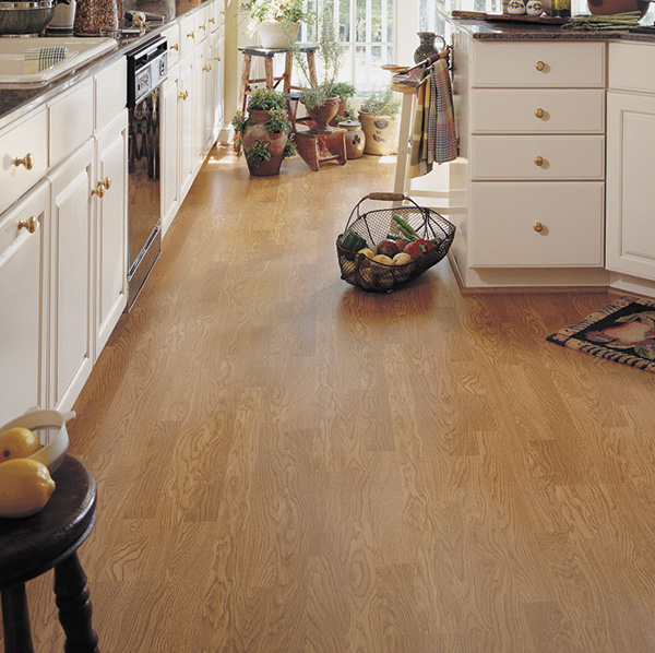 Mannington value lock plank wood look flooring