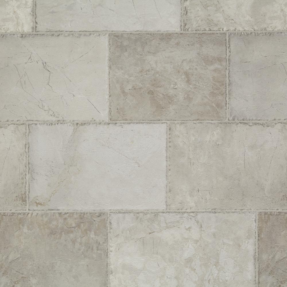Resilient natural stone vinyl floor upscale rectangular large resilient natural stone vinyl floor upscale rectangular large scale travertine dailygadgetfo Gallery