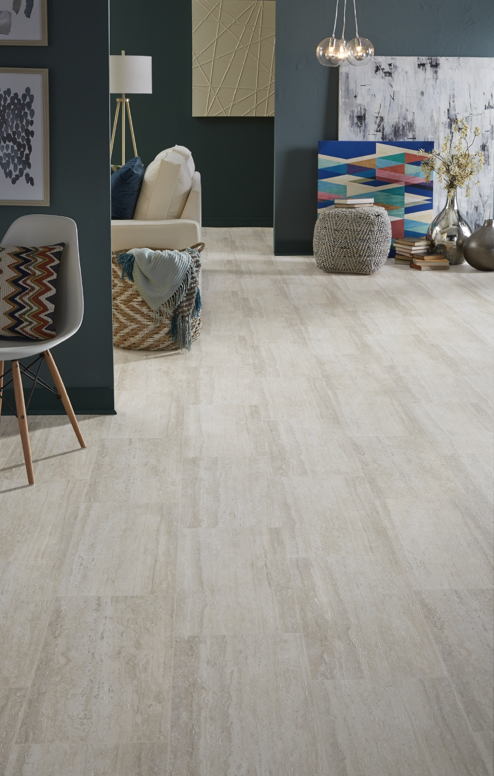 Travertine Mannington Floor