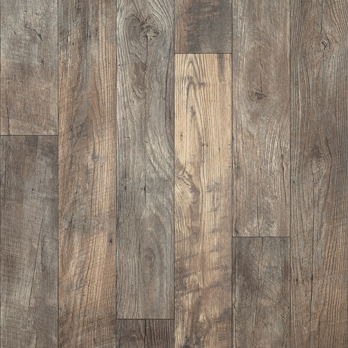 Distressed wood vinyl flooring gurus floor for Lino flooring wood effect