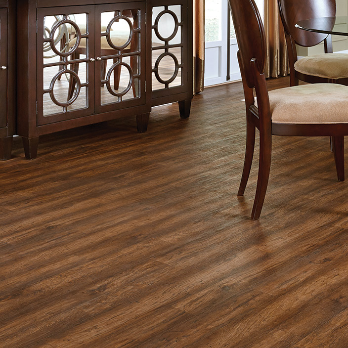 Luxury vinyl flooring in tile and plank styles for Luxury vinyl flooring