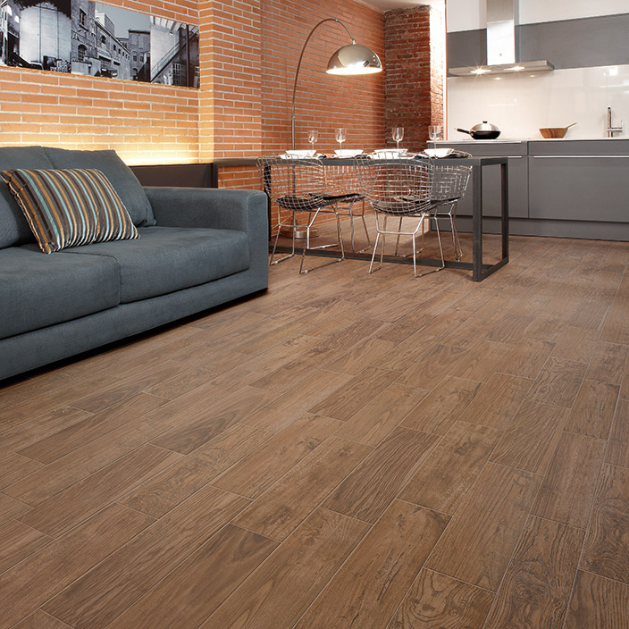 Porcelain Tile Wood Plank: Porcelain Slate Tile Wood Look