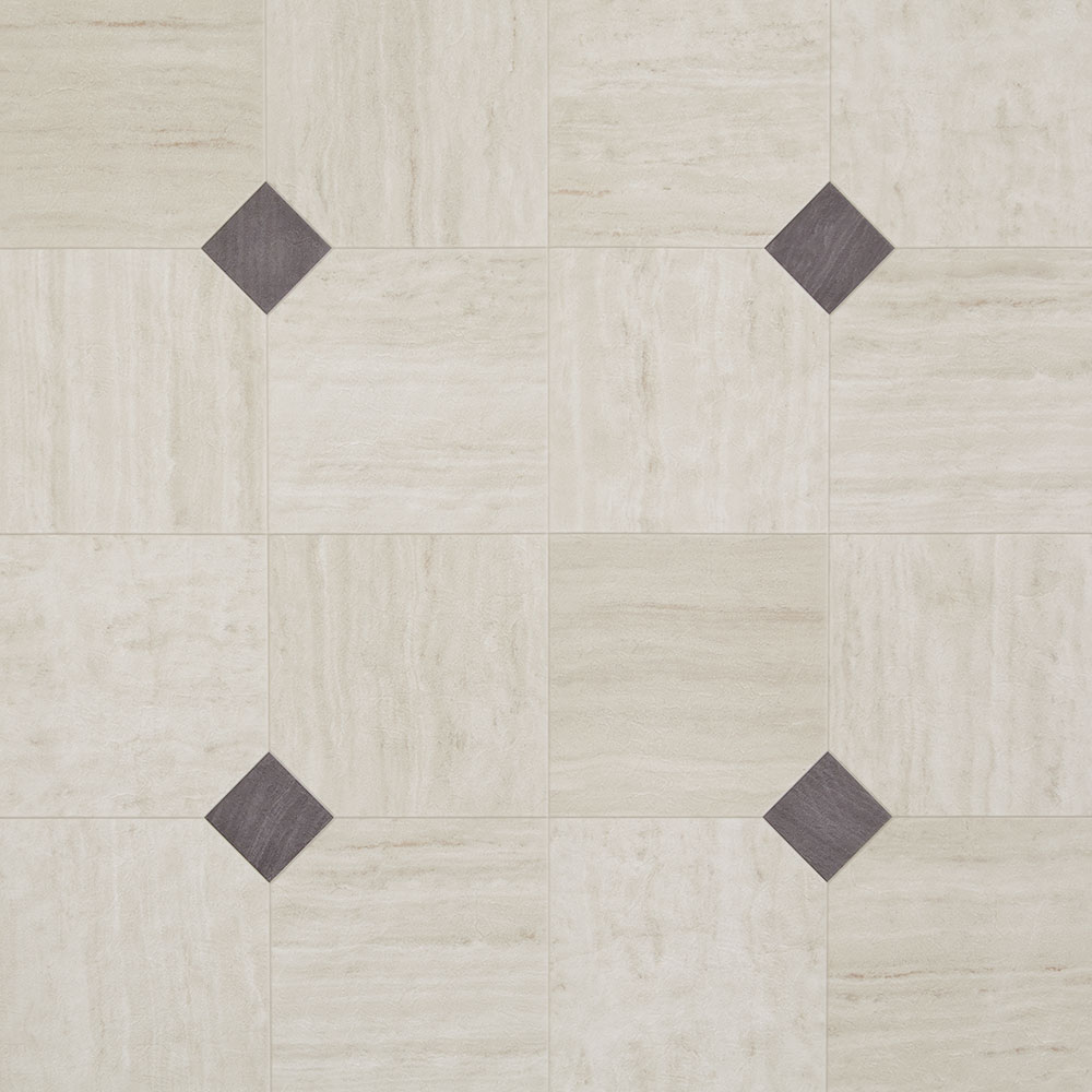 Art deco layout design inspiration resilient vinyl floor for kitchen bathroom foyer dining - Deco romantische kamer beige ...