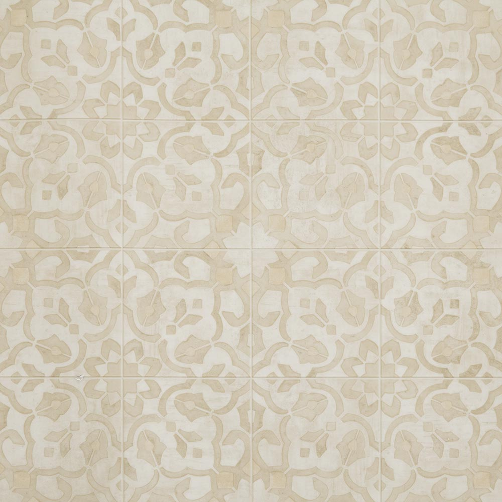 Vintage ornate design inspiration resilient vinyl floor for kitchen bathroom foyer dining room space