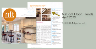 National Floor Trends Styling Excellence Mannington