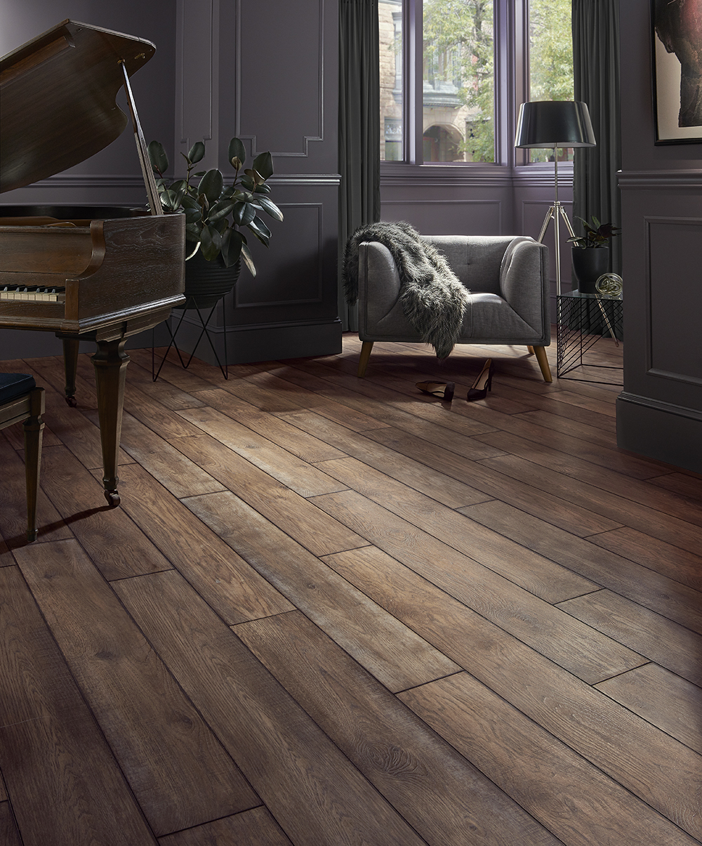 Fake Wood Luxury Vinyl Plank Flooring