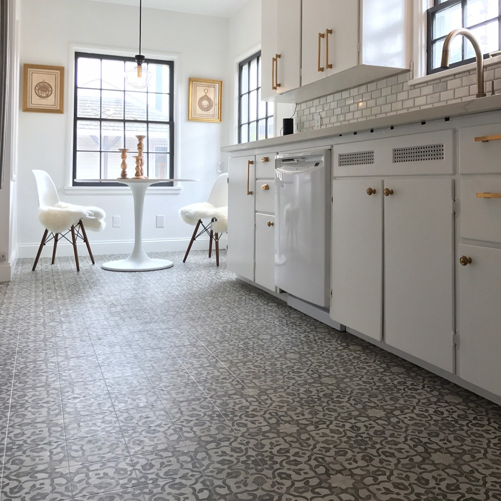 Luxury Vinyl Sheet Flooring
