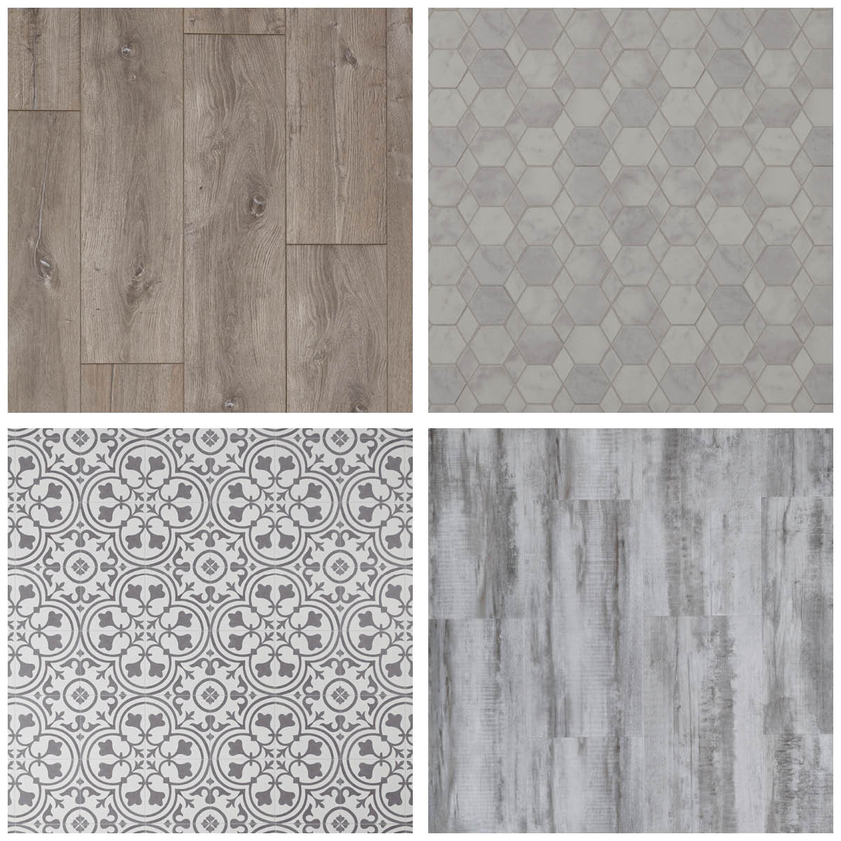 Mannington Flooring Options