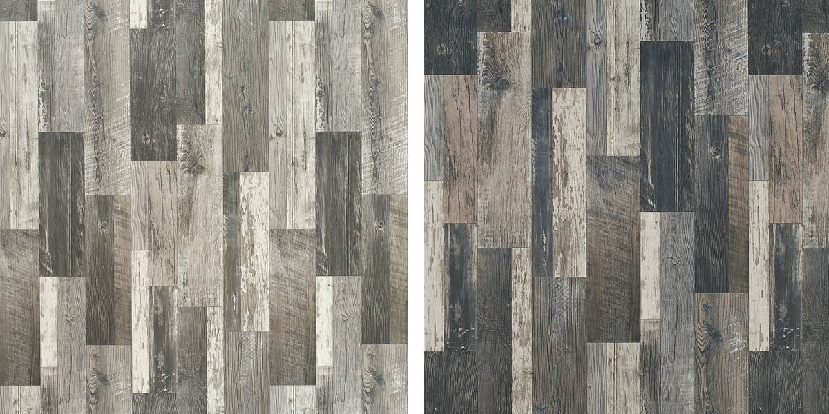 Wood Vinyl Sheet Flooring