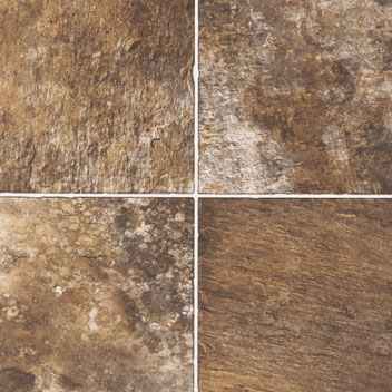 Mannington Canyon Ridge Burnt Russet Resilient Flooring - 41221