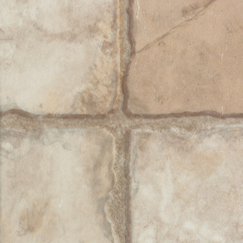 Mannington Indian Slate Riverstone with Clay Resilient Flooring - 17202