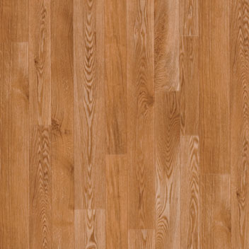 Mannington Carolina Oak Natural Honey Resilient Flooring - 17302