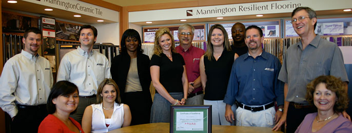 Who Uses Mannington Mills? - Customers