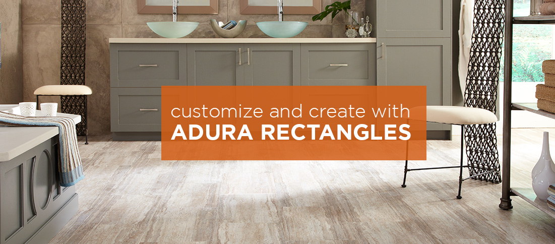 about adura 12 x 24 rectangle tile luxury vinyl flooring