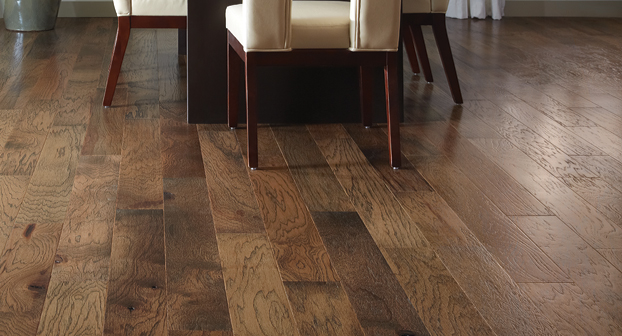 Mannington Heirloom Hickory Antique Natural Wood Floors
