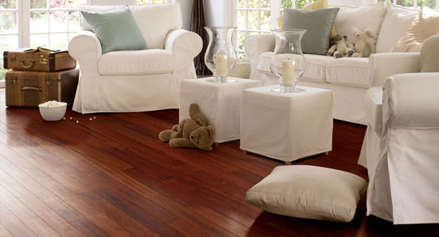 Mannington Brazilian Cherry Natural Wood Floors