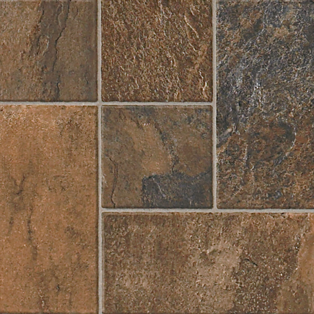 Brown slate floor tile 2017 2018 best cars reviews Slate tile flooring