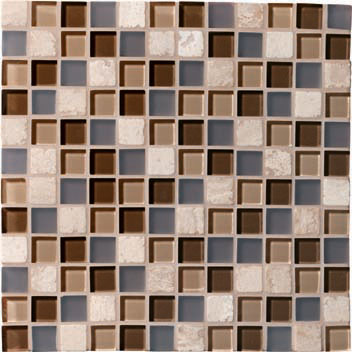 Mannington Accent Gallery Java Blend Porcelain Tile - A02MMM