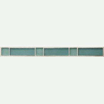 Mannington Accent Gallery Blue Beryl Frosted Porcelain Tile - BBGLF