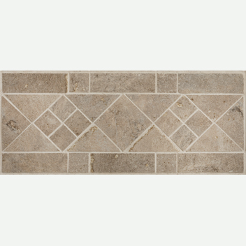 Mannington Accent Gallery Antiquity Weathered Stone Porcelain Tile - AQ3B