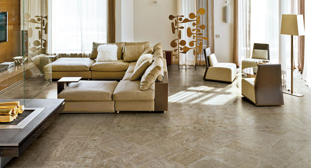 Mannington Porcelain Flooring Babylon Artifact - BA1T12