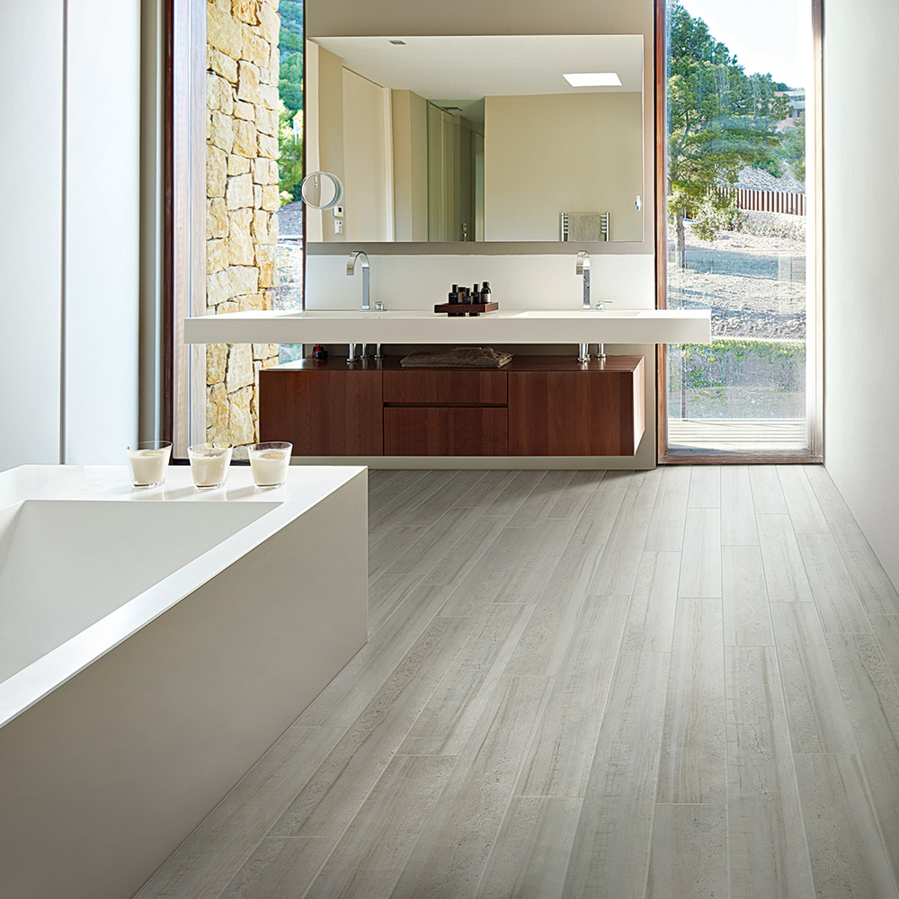 Porcelain tile porcelain slate tile wood look for Modern ceramic tile