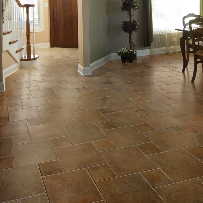 Patchworkporcelain ceramic tile flooring for your home