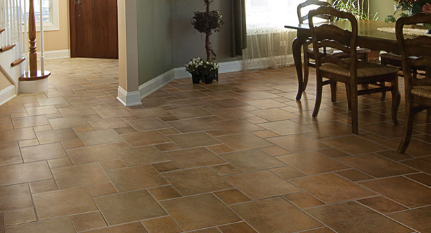 Mannington Patchwork Brushed Suede Porcelain Tile