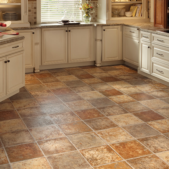 Resilient Floors Sensible Carefree Floor Mannington